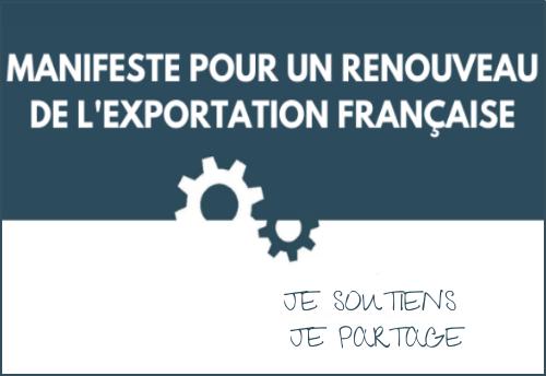 Manifeste pour un renouveau de l'exportation française